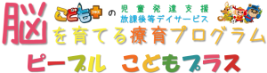 【運動療育×脳科学】札幌市白石区,豊平区の児童発達支援・放課後等デイサービス 「ピープル こどもプラス」